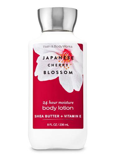 Crema-Liquida-Corporal---Japanese-Cherry-Blossom---Bath---Body-Works