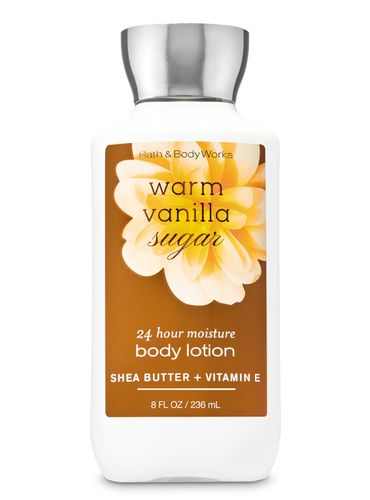 Crema-Liquida-Corporal---Warm-Vanilla-Sugar---Bath---Body-Works