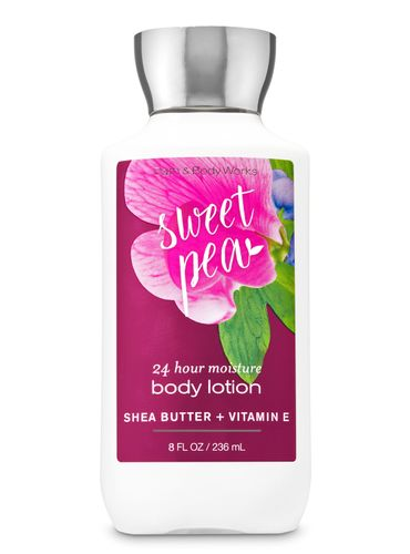 Crema-Liquida-Corporal---Sweet-Pea---Bath---Body-Works