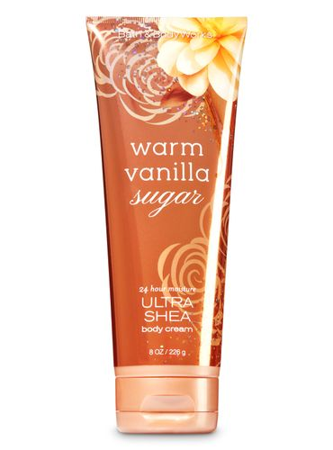 Crema-Corporal---Warm-Vanilla-Sugar---Bath---Body-Works