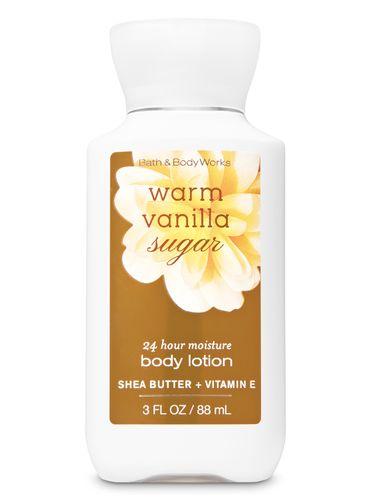 Crema-Liquida-Corporal-Mini---Warm-Vanilla-Sugar---Bath---Body-Works