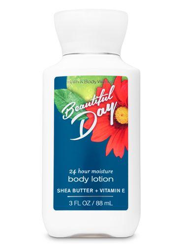 Crema-Liquida-Corporal-Mini---Beautiful-Day---Bath---Body-Works