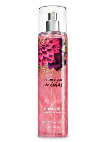 Fragancia-con-Destellos---A-Thousand-Wishes---Bath---Body-Works