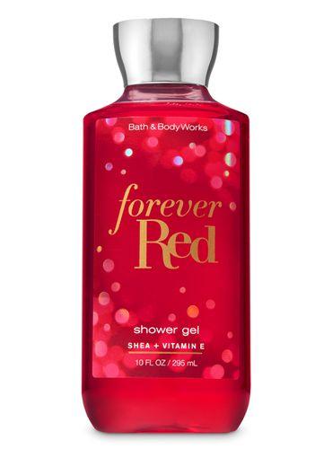 Gel-de-Ducha---Forever-Red---Bath---Body-Works