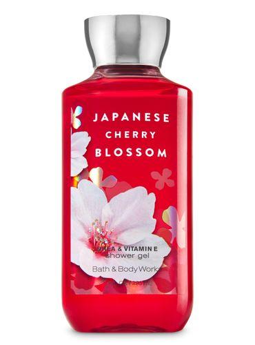 Gel-de-Ducha---Japanese-Cherry-Blossom---Bath---Body-Works
