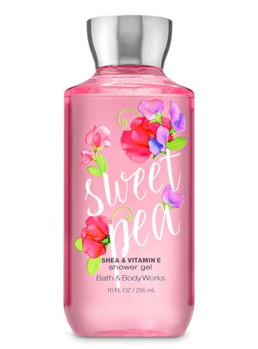 Gel-de-Ducha---Sweet-Pea---Bath---Body-Works