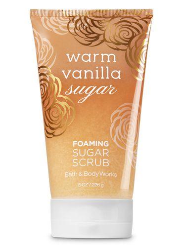Exfoliante---Warm-Vanilla-Sugar---Bath---Body-Works