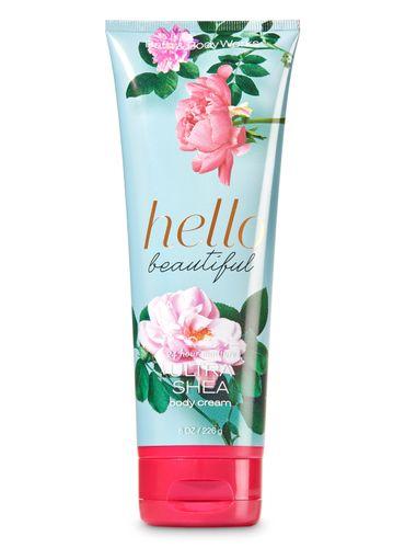 Crema-Corporal---Hello-Beautiful---Bath---Body-Works