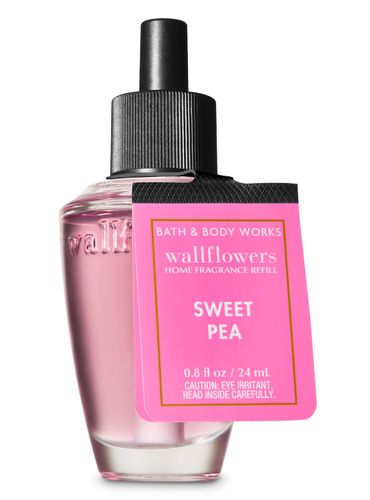 Bulbo-Aromatizante---Sweet-Pea---Bath---Body-Works
