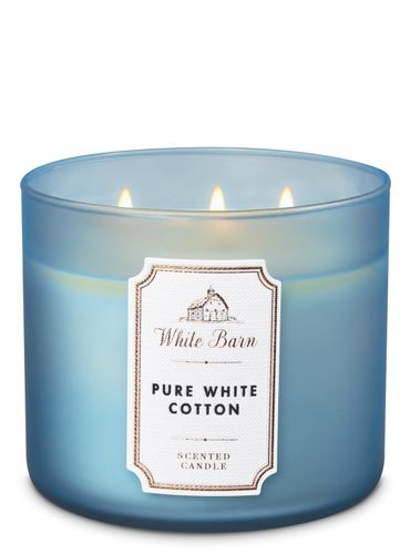 Vela-Grande---Pure-White-Cotton---Bath---Body-Works