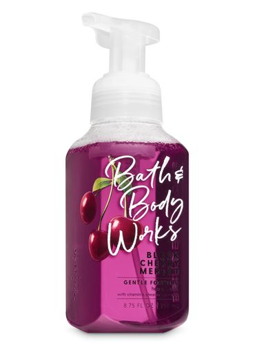 Jabon-en-Espuma---Black-Cherry-Merlot---Bath---Body-Works