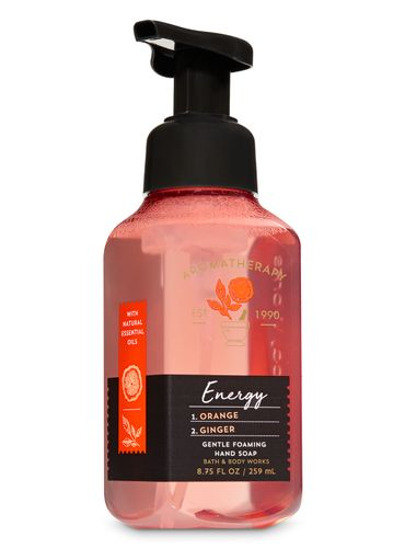 Jabon-en-Espuma---Orange-Ginger---Bath---Body-Works