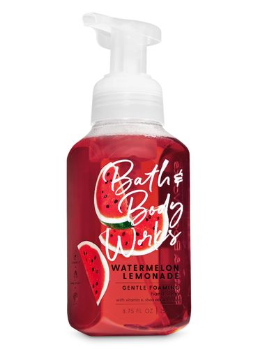Jabon-en-Espuma---Watermelon-Lemonade---Bath---Body-Works