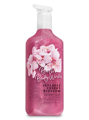 Jabon-Cremoso---Japanese-Cherry-Blossom---Bath---Body-Works