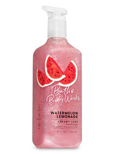 Jabon-Cremoso---Watermelon-Lemonade---Bath---Body-Works