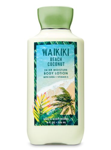 Crema-Liquida-Corporal---WAIKIKI-BEACH-COCONUT---Bath---Body-Works
