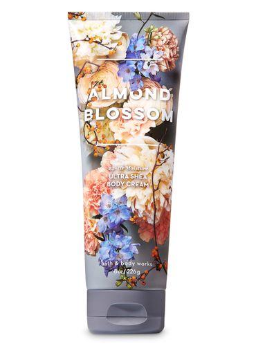 Almond-Blossom---Crema-Corporal---Bath---Body-Works