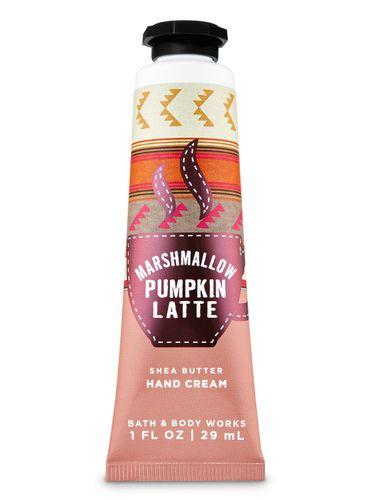 Marshmallow-Pumpkin-Latte-Crema-para-Manos-Bath---Body-Works