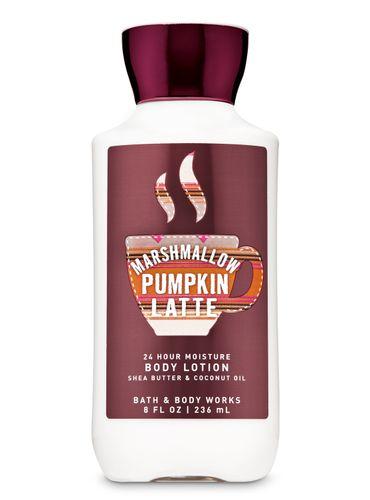 Marshmallow-Pumpkin-Latte-Crema-Liquida-Corporal-Bath---Body-Works