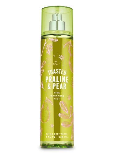 Toasted-Praline-Pear-Fragancia-Corporal-Bath---Body-Works