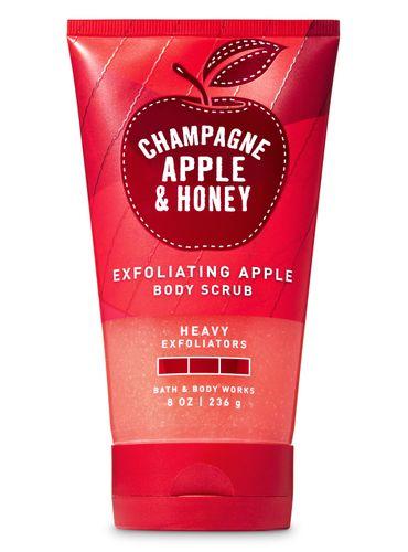 Champagne-Apple-Exfoliante-Bath---Body-Works