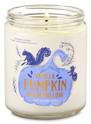 Vanilla-Pumpkin-Marshmallow-Vela-Mediana-Bath---Body-Works