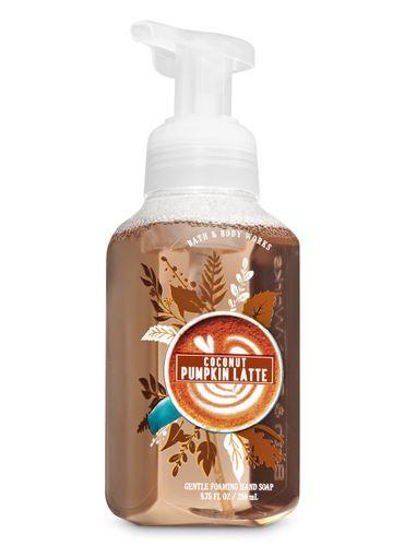Coconut-Pumpkin-Latte-Jabon-en-Espuma-Bath---Body-Works