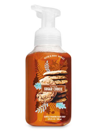 Citrus-Sugar-Cookie-Jabon-en-Espuma-Bath---Body-Works