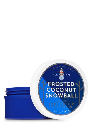 Manteca-de-Karite-Frosted-Coconut-Snowball-Bath---Body-Works