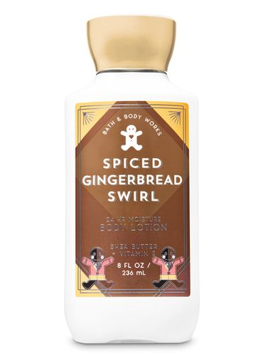 Crema-Liquida-Corporal-Spiced-Ginger-Bread-Swirl-Bath---Body-Works