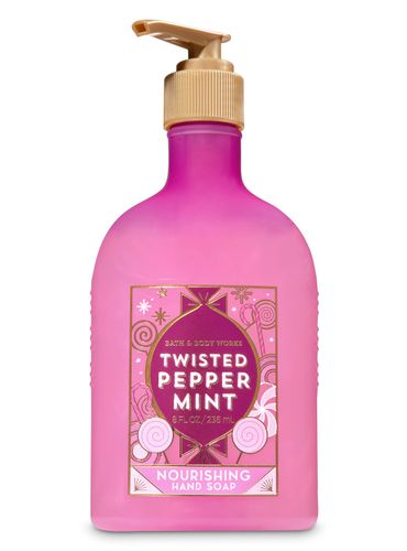 Jabon-Cremoso-Twisted-Peppermint-Bath---Body-Works