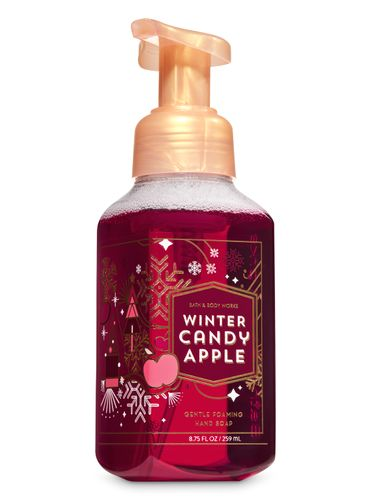 Jabon-en-Espuma-Winter-Candy-Apple-Bath---Body-Works