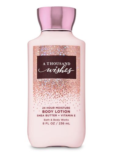 Crema-Liquida-Corporal-A-Thousand-Wishes-Bath-and-Body-Works