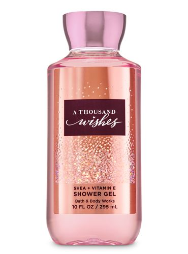 Gel-de-Ducha-A-Thousand-Wishes-Bath-and-Body-Works