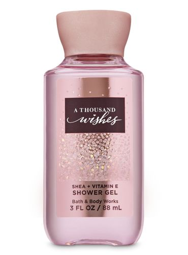 Gel-de-Ducha-Mini-A-Thousand-Wishes-Bath-and-Body-Works
