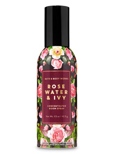 Aromatizante-en-Spray-Rose-Water-And-Ivy-Bath-and-Body-Works
