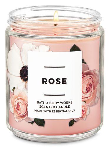 Vela-Mediana-Rose-Bath-and-Body-Works