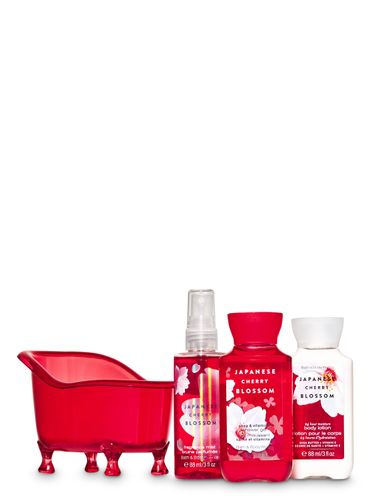 Set-de-Regalo-Japanese-Cherry-BlossomBath---Body-Works