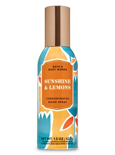 Aromatizante-En-Spray-Sunshine-And-Lemons-Bath-and-Body-Works