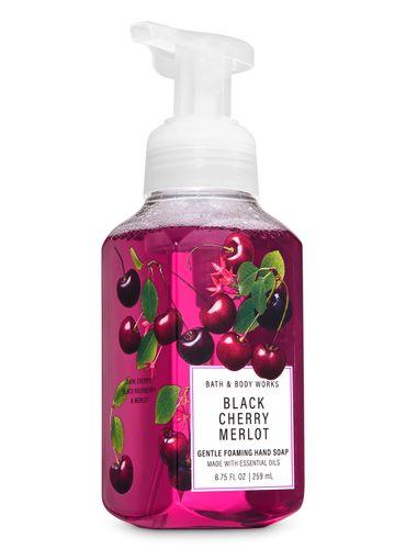 Jabon-en-Espuma-Black-Cherry-Merlot-Bath-and-Body-Works