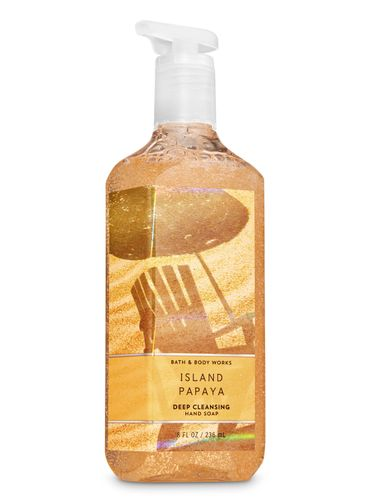 Jabon-Exfoliante-Island-Papaya-Bath-and-Body-Works