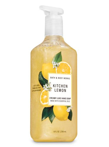 Jabon-Cremoso-Kitchen-Lemon-Bath-and-Body-Works