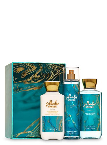 Set-de-Regalo-Saltwater-Breeze-Bath-and-Body-Works