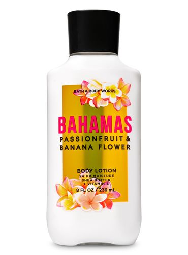 Crema-Liquida-Corporal-Passionfruit-Banana-Flower-Bath-and-Body-Works
