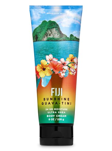 Crema-Corporal-Fiji-Sunshine-Guava-Tini-Bath-and-Body-Works