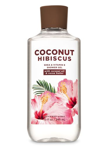Gel-De-Ducha-Coconut-Hibiscus-Bath-and-Body-Works