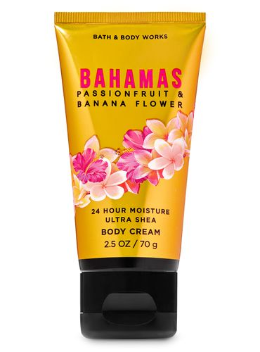 Crema-Corporal-Mini-Passionfruit-Banana-Flower-Bath-and-Body-Works