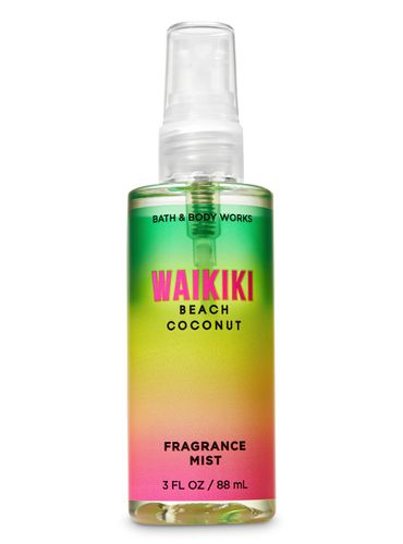 Fragancia-Corporal-Mini-Waikiki-Beach-Coconut-Bath-and-Body-Works