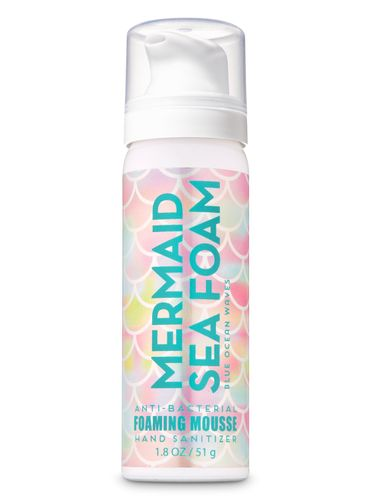 Antibacterial-en-Espuma-Mermaid-Sea-Foam-Bath-and-Body-Works