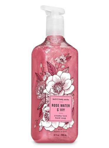 Jabon-Cremoso-Rosewater-And-Ivy-Bath-and-Body-Works